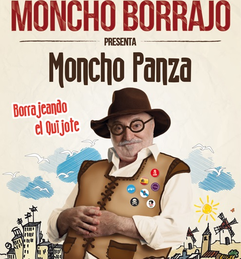 MONCHO PANZA ESTRENO Teatro Col U00f3n