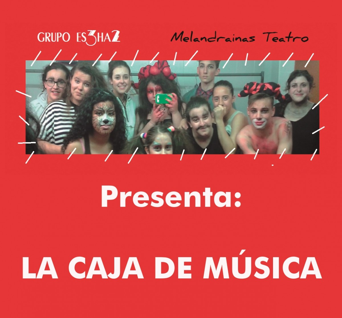 La caja de m sica ciclo de teatro candilejas don bosco for La caja sucursales horarios